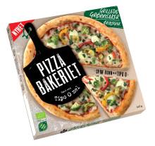 Pizzabakeriet Grillede Grønnsaker - én av fem om dagen!