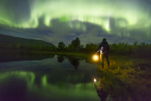 Rekordår för besöksnäringen i Swedish Lapland