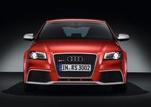 Audi RS 3 Sportback: Prestanda i kompakt form
