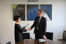 Avtal med ICC:s Skiljedomsstol ska förbättra företagsklimatet och stärka tvistlösningssytemet i Georgien