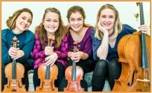 Vårprogrammet i Ljusnarsbergs kammarmusikförening