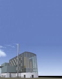Linköpings nya kraftvärmeverk kräver speciallösningar