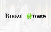 Trustly unterstützt künftig Online-Bezahlverfahren beim führenden Online-Modeanbieter Boozt.com