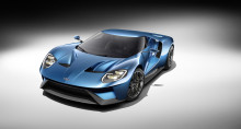 Ford Delivers Performance Feast at Geneva: New Focus RS Makes Public Debut, Premieres Ford GT Supercar in Europe