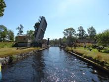 WSP säkrar och utvecklar Göta kanal för nästkommande 200 år