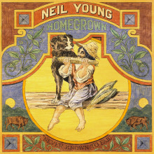 NEIL YOUNG TO RELEASE HOMEGROWN ON JUNE 19 VIA REPRISE RECORDS PREVIOUSLY UNRELEASED STUDIO ALBUM FROM 1974