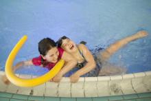 Gratis badskoj för Umeås grundskoleelever