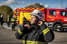 Satsning på jämställdhet gav kraftig ökning av antalet sökanden till Räddningstjänsten i Norrtälje kommun