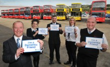 Go North East pledges to support North East's 30,000 people living with dementia with training initiative