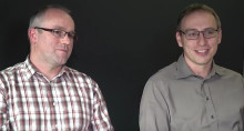 """FPZ Rückenzentren im Interview - Volker Beck und Markus Martin aus Meßstetten: """"fachlich sehr fundiert"""""""