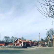 Pressinbjudan - Invigning av  nya rondellen vid Skvallertorget