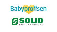 Solid Försäkringar i samarbete med Babyproffsen