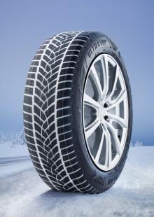Vinterdäck löser SUV-paradoxen för säkrare vinterkörning