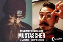 Movembers snyggaste mustascher är utsedda!