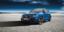 Audi SQ5 TDI exclusive concept visas i Paris