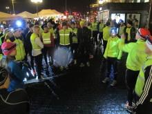 101 joggare slöt upp på Luciajoggen