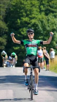 Vinst för Wetterhall i U6 CycleTour