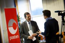 Livesending: Presentasjon av halvårsresultat og 2. kvartal 2015 for Posten Norge