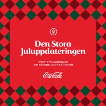 Ungdomsbarometern x Coca-Cola - Den Stora juluppdateringen 2018