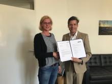 Berufung von Frau Dr. Antje Schubert