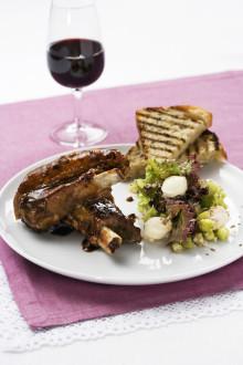 Unik grillprodukt till restauranger och storhushåll
