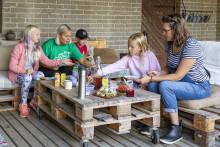 Atria ja Suomen 4H-liitto aloittavat yhteistyön – koska lasten välipalalla on väliä