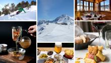 NYHET! Kombinera skid- och gourmetupplevelser i Andorra!