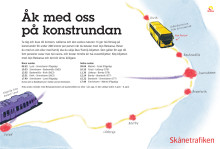 Skånetrafiken kör extra turer till konstrundan på Österlen_2015