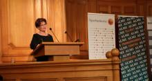 Kvinnligt företagande i fokus i Riksdagen på Womengage