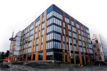 Knauf isolerar världens modernaste kontorsbyggnad