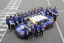 Subaru satsar på tredje raka