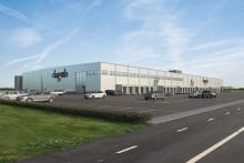 Logistic Contractor utvecklar och uppför logistikanläggning åt Dagab