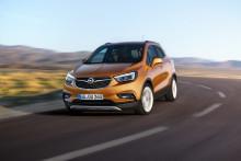 Nya Opel Mokka X – liten SUV med stora egenskaper Priserna satta och orderböckerna öppnade