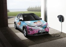 Nytt Kona Electric design lanseres i Norge