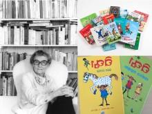 Astrid Lindgren nu översatt till 100 språk!