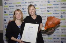 Etac och Jimmy Dahlstens Fond tilldelas första pris på MedTech Award