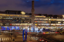 Välkommen till invigningen av #Stockholmsjul och Julmarknaden på Sergels Torg, lördag 21 november kl. 14.30