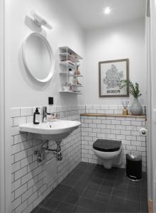 Danskerne bruger færre penge på nye badeværelser