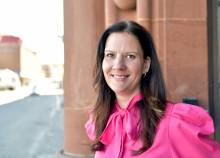 Nina Andersson tillträder som ny näringslivschef i Karlshamn