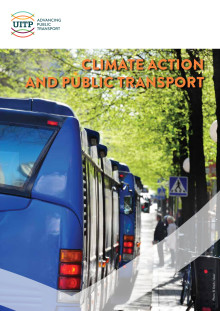 Climate action and public transport