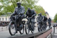 Cykelstaden Västerås lever upp till sitt namn – och hela Västmanland trampar på
