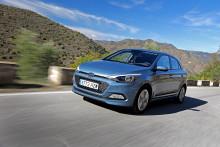 Sverigepremiär för nya Hyundai i20 i helgen