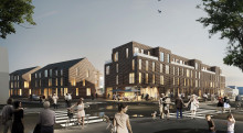 Bonum og LINK arkitektur har vunnet konkurranse i Kävlinge