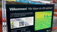 Lugnet i Falun väljer Idfyed som identitetstjänst för att göra det enkelt att köpa och använda digitala spårkort