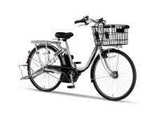 「PAS GEAR-U」2017年モデルを発売 ビジネス専用設計の電動アシスト自転車 15.4Ah大容量バッテリーと「液晶5ファンクションメーター」を搭載