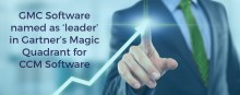 GMC Software named as 'leader' in Gartner's Magic Quadrant for CCM Software