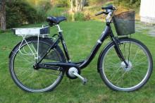 Pressinbjudan: Anställda i Vaggeryds kommun erbjuds att prova elcyklar i tjänsten gratis