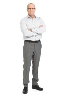 Förbo välkomnar Peter Granstedt som ny VD