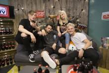 CokeTV aloittaa Suomessa - juontajina supersuositut Isac Elliot, Benjamin, Ilona ja Dokke