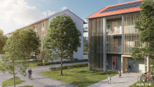 BoKloks mest hållbara projekt ligger i Upplands Väsby